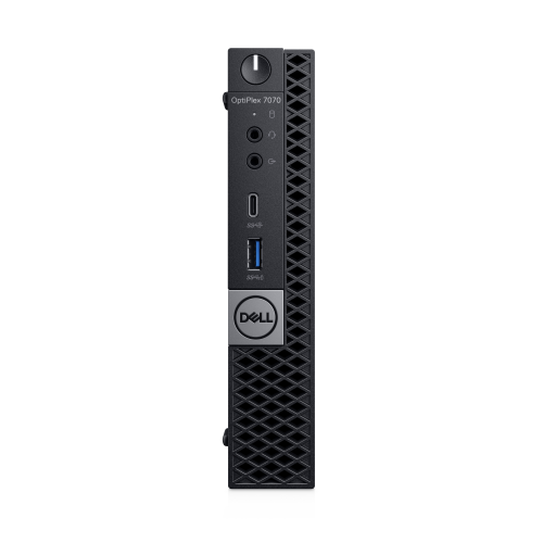 DELL 7070 MFF I5-9500T 8GB 256SSD WLAN BT 10P 3BW