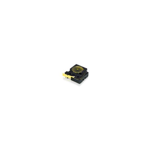 Dymo Rhino 6mm Black White kutistesukka