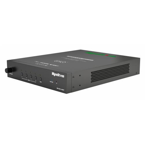 Wyrestorm SW-0501-HDBT - 5 1 HDMI VGA Presentation Switch with HDMI HDBaseT out, 100m range
