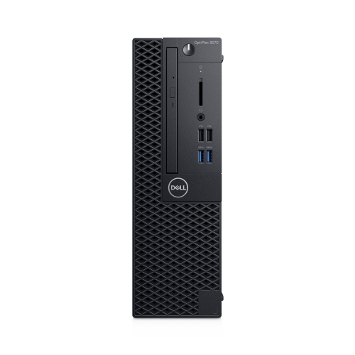 DELL 3070 SFF I5-8500 8GB 256SSD DRW 10P 1BW