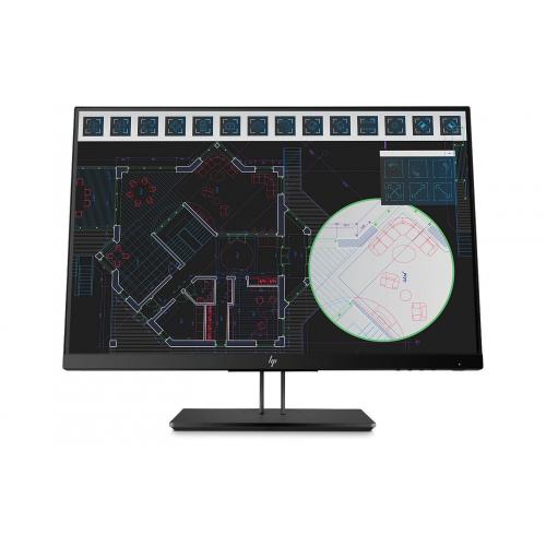 HP Z24i 61 cm (24″) LED LCD Monitor - 16 10 - 5 ms - 1920 x 1200 - 300 cd m² - 10,000,000 1 - WUXGA