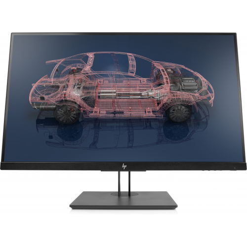 HP Z-Display Z27n G2 27in QHD LED IPS AG 16 9 2560x1440 Usb Type-C 3 3 0