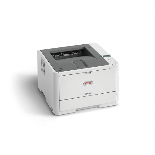 OKI B432dn - Tulostin - yksivärinen - Dupleksi - Valodiodi - A4 Legal - 1200 x 1200 pistettä tuuma -