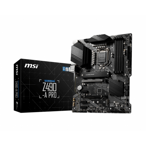 MSI Z490-A PRO ATX MB LGA1200