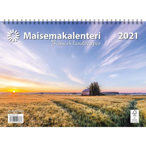 Maisemakalenteri 2021