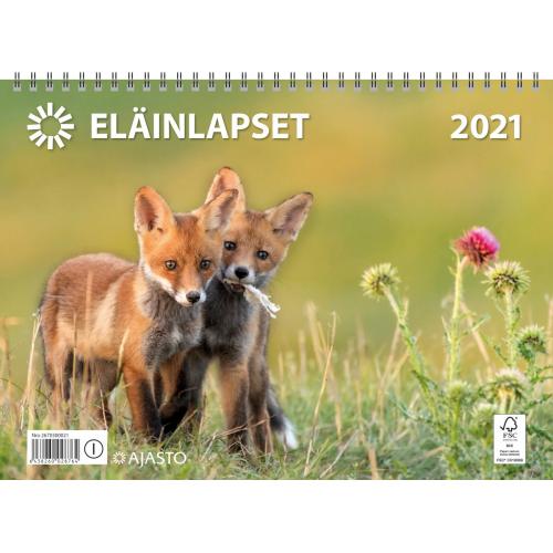 Eläinlapset 2021