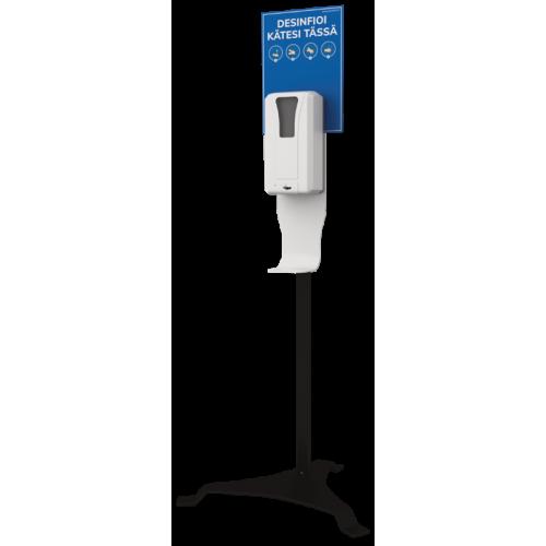 Inno 12 JG tiputtava käsidesiautomaatti valkoinen