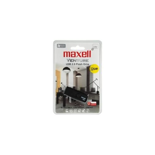 Maxell USB muistitikku 32GB Venture