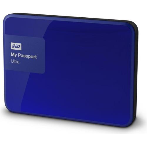 WD My Passport Ultra 500GB USB3.0 2.0 blue HDD 2,5 RTL EXTERN