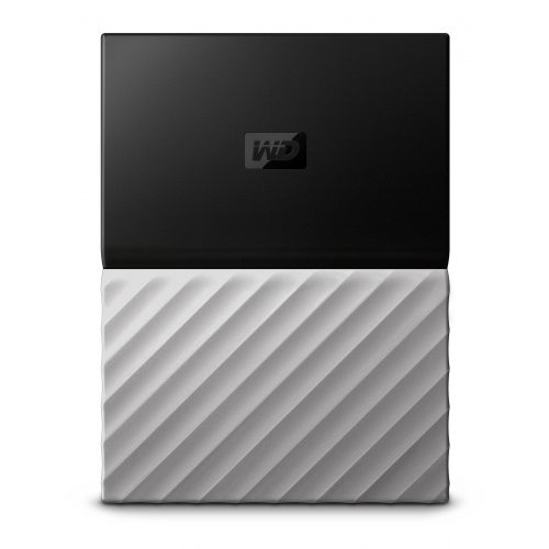 WD My Passport Ultra 1TB Black-Gray USB3.0 2.0 HDD 2,5inch Metal finish RTL portable extern