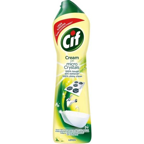 Cif Yleispuhdistusaine Cream Lemon