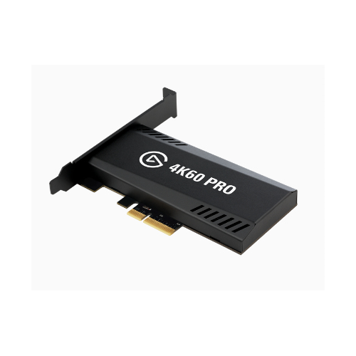 Elgato Game Capture 4K60 Pro - Video capture adapter - PCIe x4 Kuvat Left-angle Left-angle Pac