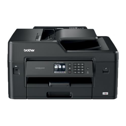 Brother MFCJ6530DW Värimustesuihkulaite A3 USB2.0LANWLAN (Tulostus, Skannaus, Kopiointi,Fax)