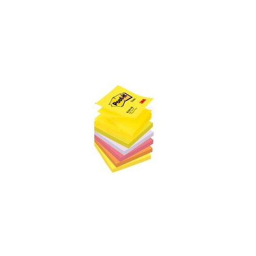 POST-IT R-330 Rainbow Z-note viestilappu
