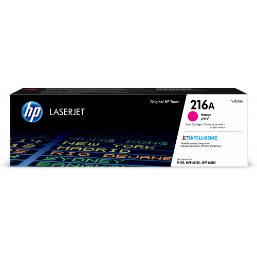 HP 216A Magenta LaserJet Toner Cartridge 850 sheets