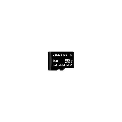 ADATA IDU3A MLC microSD Card 4GB Wide