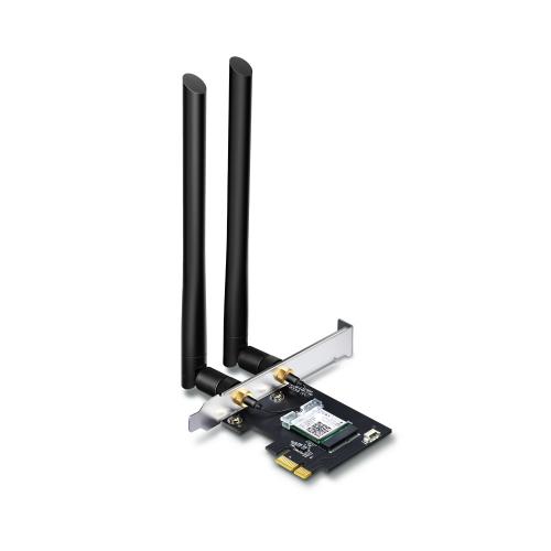 TP-LINK Archer T5E AC1200 WIFI BT PCI Express -kortti