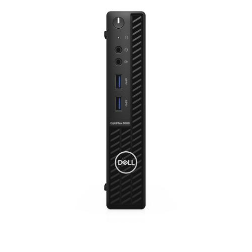 DELL 3080 MFF I5-10500T/8GB/256SSD/WLAN/BT/10P/1BW