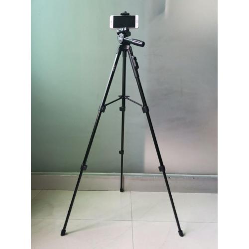 COREPARTS Universal Tripod - laiteleuka max 18mm - jalan max. korkeus 1250mm - Black/Silver