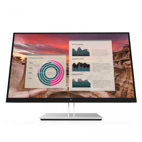 HP E27u G4 27inch IPS QHD 16 9 1000 1 250cd m2 5ms HDMI DP USB-C Dock(65w) USB hub