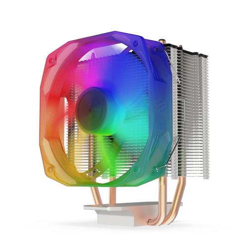 SILENTIUMPC Spartan 4 EVO ARGB CPU cooler
