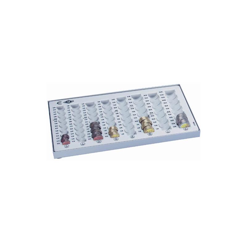 Kolikkosarakelevy W8000 333x183x31mm