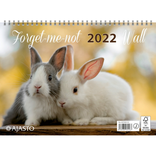 Forget-me-not-wall 2022