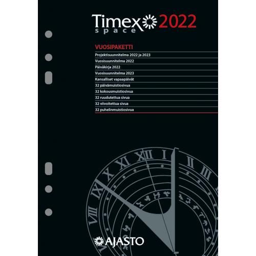 Timex Space -vuosipaketti 2022