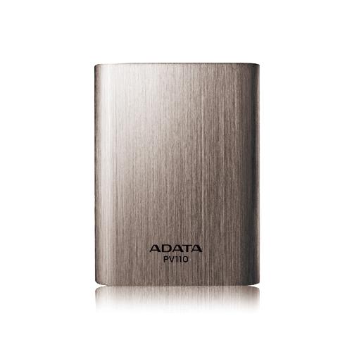 ADATA PV110 POWER BANK 10400mAh titanium