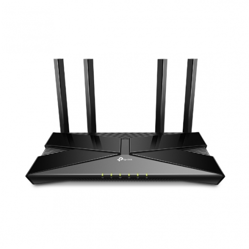 TP-LINK Archer AX1500 Wi-Fi 6 Router 1201Mbps at 5GHz + 300Mbps at 2.4GHz 5x Gigabit Ports