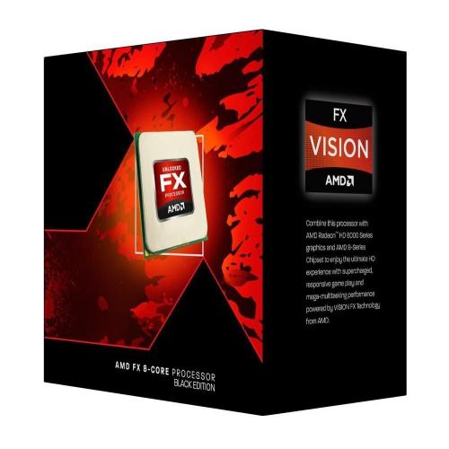 AMD FX-9590 8C 220W AM3+ 16M 4.7G BLACK