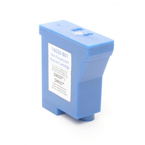 Postimaksukoneen sininen väri: Pitney Bowes DM50series/55/K700series