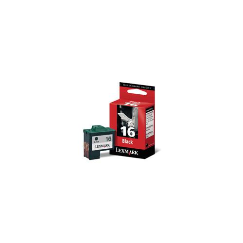 Lexmark 10N0016 Z13 Z23 Z33 X1190 musta ptr (410s)
