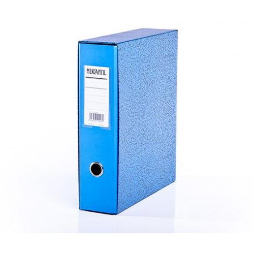 MERCANTIL kotelomappi A4/8cm sininen