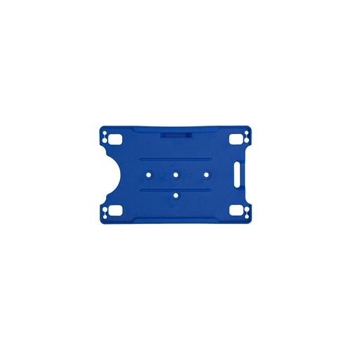 CARDKEEP Excellent nimikorttikotelo sininen pysty/vaaka