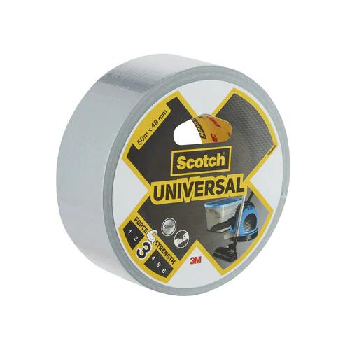 SCOTCH Universal ilmastointiteippi 2904 hopea 48mmx50M