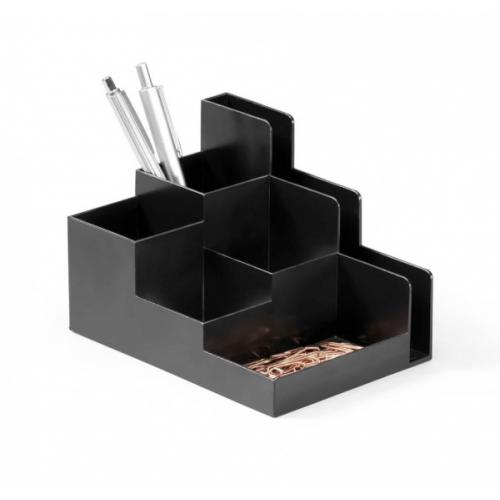 DURABLE Optimo kynätelinelokerikko (recycled) musta