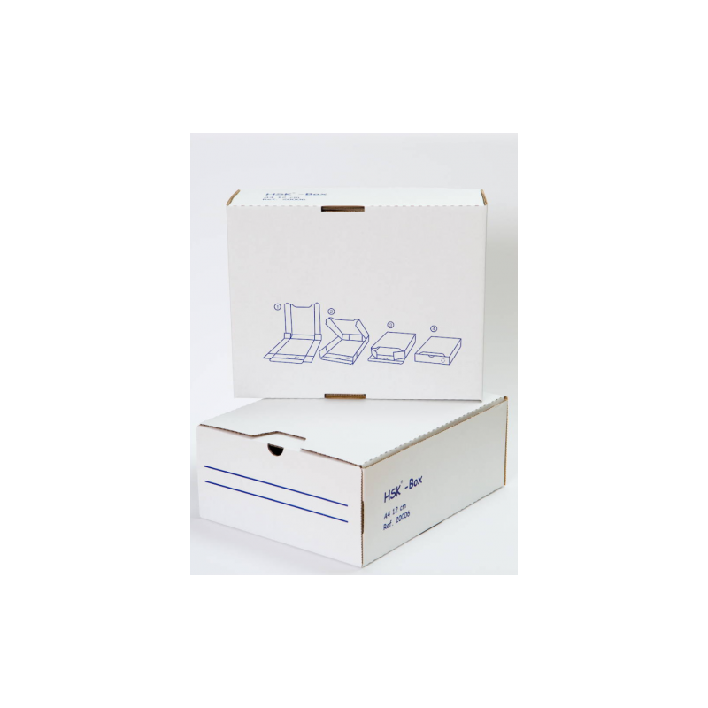 Sisälaatikko Hasekaboxiin A4 7cm korkea(käy8/12cm)