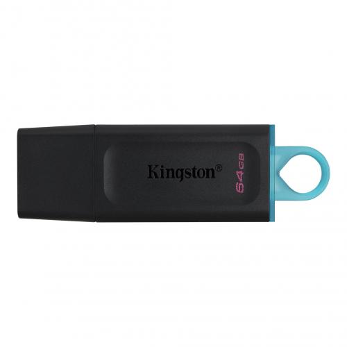 KINGSTON 64GB USB3.2 Gen 1 DataTraveler Exodia Black + Teal