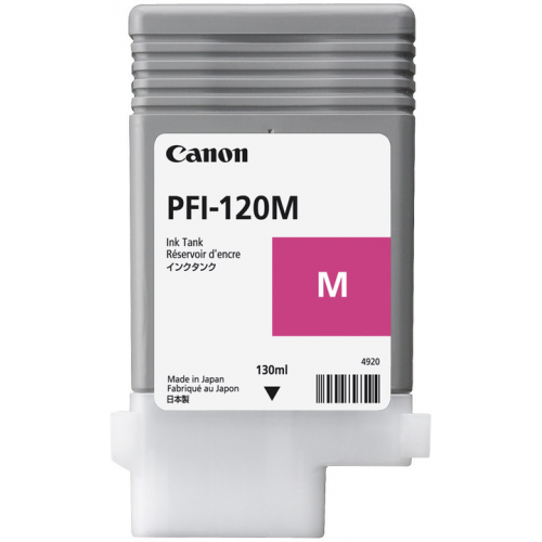 Canon PFI-120M Magenta ink IPF 500 600