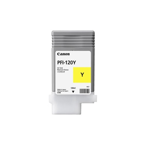 Canon PFI-120Y Yellow ink IPF 500 600