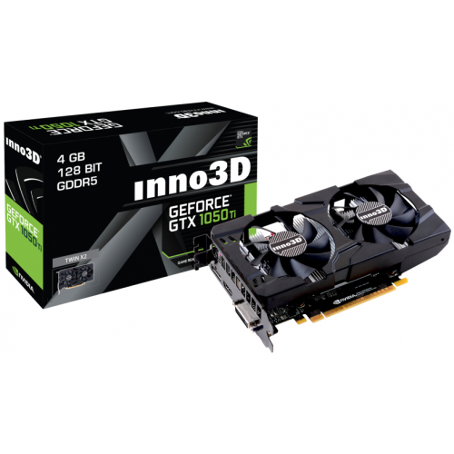 Inno3D GeForce GTX 1050 Ti 4GB Compact X1
