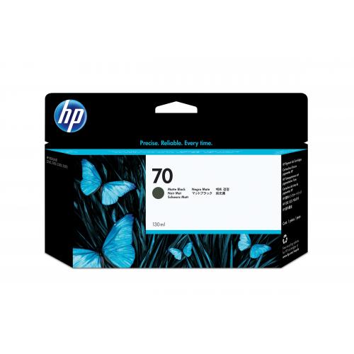 C9448A HP 70 ink matte black 130 ml Vivera Designjet Z2100 3100