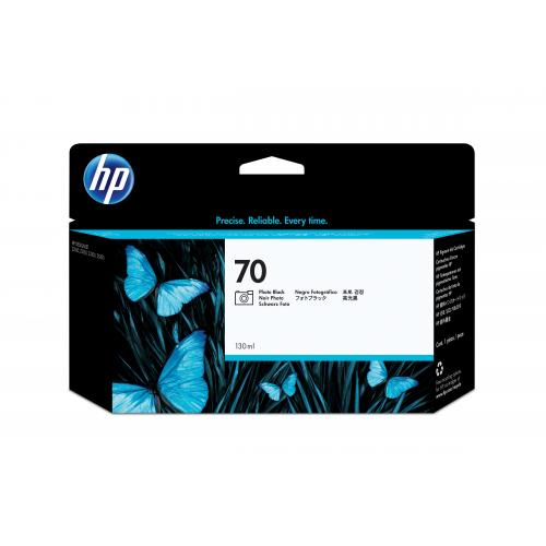 C9449A HP 70 ink photo black 130 ml Vivera Designjet Z2100 3100