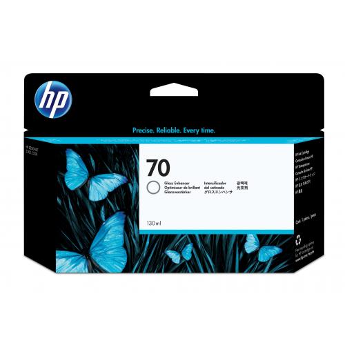 HP C9459A no 70 ink gloss enhancer 130ml Vivera Designjet Z2100/3100