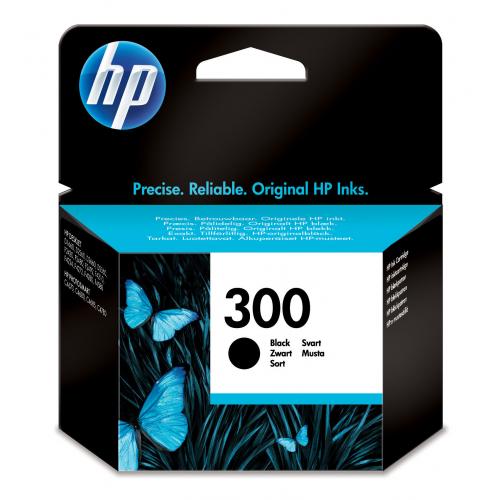 HP CC640EE No 300 black ink cartridge vivera ink