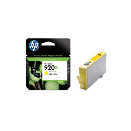 HP 920XL CD974AE Yellow Officejet ink 700sh