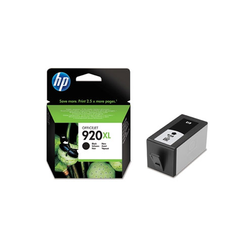 HP 920XL CD975AE Black Officejet 1200sh