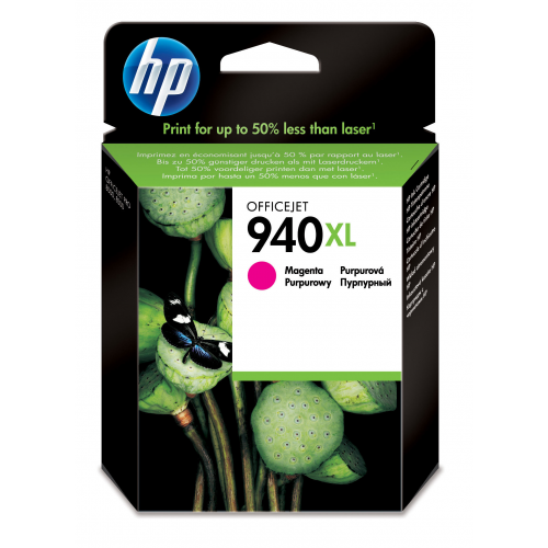 HP 940XL Magenta Officejet Ink cartridge 1400s.