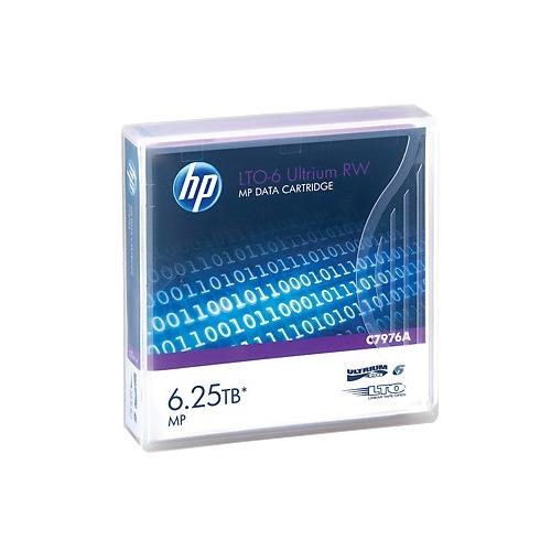 HP LTO6 Ultrium Data Cartridge 6.25TB MP RW Data Cartridge